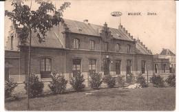 WILRICK WILRIJK  STATIE 1914- 1918 UITG . PRÉAUX Re  896 Gare Station - Gares - Sans Trains