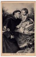 S. ANTONIO DA PADOVA - Vedi Retro - F. P. - Saints