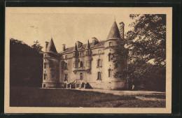 CPA Vihiers, Le Château - France