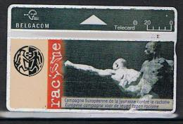 Belgacom Jeugd Tegen Racisme Serienummer 501F - Belgique