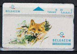 Belgacom Lessive Serienummer 424C - Belgien