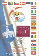 24th World Championship In Bowling - SPUK, Osijek, 19.5.2002., Croatia, CM 3/02