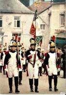 WALCOURT (5650) : Fêtes De La Trinité. Marche Militaire Notre-Dame. 1er Empire. Grenadiers Et Leur Drapeau. CPSM. - Walcourt
