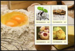 ÖSTERREICH 2013 ** Weihnachskekse - PM Personalized Stamps MNH - Ernährung