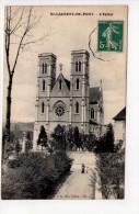 CPA/RES1240/SAINT LAURENT DU PONT L EGLISE - Saint-Laurent-du-Pont