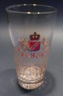 BG-017 Bierglas Aigle Belgica - Verres