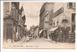 14 - LION SUR MER - Rue De Paris - France