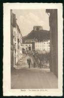 ASOLO - TREVISO - 1918 - VIA DANTE - ANIMATA - Treviso