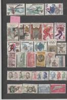 Tchécoslovaquie - Oblitérés Divers - Lot N°2 - Briefmarken