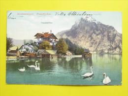 TRAUNKIRCHEN, Salzkammergut, Austria #9752# - Traun