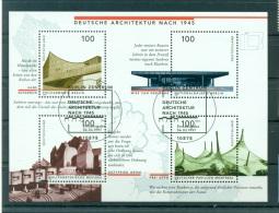 Allemagne -Germany 1997 - Michel Feuillet N. 37 - Design En Allemagne - [7] République Fédérale