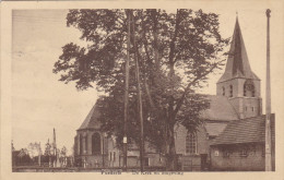 Poederlee Poederle Lille De Kerk En Omgeving Kempen (In Zeer Goede Staat) - Lille