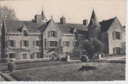 CPSM Moëlan-sur-Mer - Le Château Du Guilly - Moëlan-sur-Mer