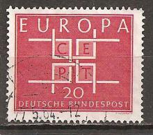BRD 1963 - Michel 407 Gest. (M) - Europa-CEPT