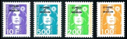ST-PIERRE ET MIQUELON 1990 - Yv. 523 à 526 **   Faciale= 2,74 EUR - Mar.Bicentenaire (4 Val.) ..Réf.SPM11073 - Neufs