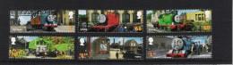 GREAT BRITAIN 2011 - THOMAS THE TANK ENGINE -  MNH - Trains