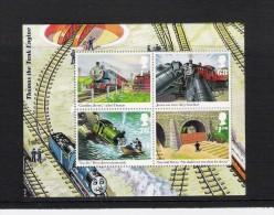 GREAT BRITAIN 2011 - THOMAS THE TANK ENGINE - MS - MNH - Trains