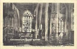 Ploermel - Interieur De L´Eglise Saint Armel - Ploërmel