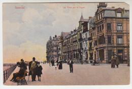 Oostende, Ostende, Les Villas Sur La Digue (pk26589) - Oostende