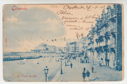 Oostende, Ostende, La Digue De Mer (pk26600) - Oostende