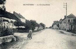 89 MONETEAU La Commanderie Animée - Moneteau