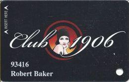 Golden Gate Casino Las Vegas 2nd Issue Slot Card - Casino Cards