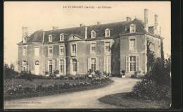 CPA Le Tronchet, Le Chateau - France