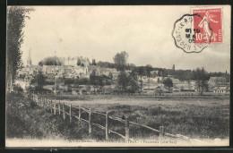 CPA Montfort-le-Rotrou, Vue Générale - France