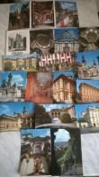 PRAHA BARONKNI 15 CARTOLINE + FOLDER + LIBRETTO - Cartoline