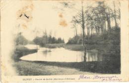 CP Precurseur -1901 -  Environs D'Orleans  -  OLIVET -   Source Du Loiret   110 - France