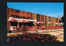 BERCK-PLAGE  - Pas De Calais- Le Kursaal Et Sa Terrasse - -cpsm -  PAYPAL SANS FRAIS  - - Berck