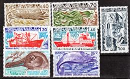 TAAF    66 72   1977 25% De Cote   Neuf ** MNH Sin Charmela Cote 18 - Französische Süd- Und Antarktisgebiete (TAAF)