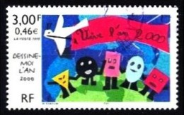 Frankreich / France: 'Jahrtausendwende, 1999' / 'Millénaire - Millennium', Mi. 3402; Yv. 3260; Sc. 2734 Oo - Frankreich