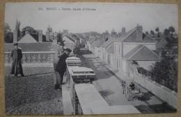 1 CPA 28 BROU Sortie Route D'yèvres - France