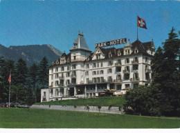 KURHAUS HELLERBAD UND PARKHOTEL BRUNNEN - SZ Schwyz