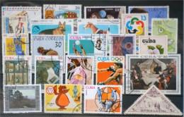 Cuba-Lot Stamps (ST464) - Cuba