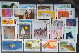 Cuba-Lot Stamps (ST473) - Cuba