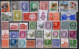 Norway-Lot Stamps (ST483) - Collections