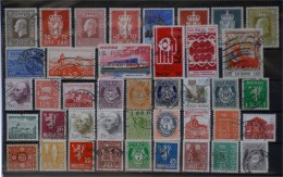 Norway-Lot Stamps (ST486) - Norvège