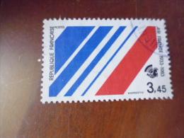 FRANCE TIMBRE    YVERT N° 2278 - Francia