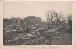 51   Varennes  La Guerre En Argonne - Autres Communes