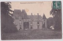 Beaumont-la-Chartre - Le Château - Andere Gemeenten