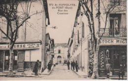 SAINT HIPPOLYTE DU FORT - Rue Des Casernes - Otros Municipios