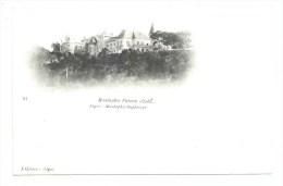 Mustapha Palace Hotel - Dos Simple - Geiser 21 - Algérie