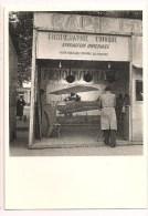 - 75 - PARIS: Robert Doisneau : Photographie Aérienne - 1950 - Nouvelles Images 1988 - - France
