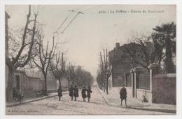 13 BOUCHES DU RHONE - LA POMME Entrée Du Boulevard (voir Descriptif) - Otros Municipios