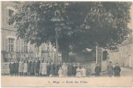 MIGE - Ecole Des Filles - Carte En L'état - Other Municipalities