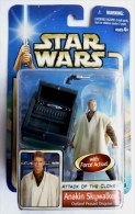 STAR WARS 1995 BLISTER ATTACK OF THE CLONE  ANAKIN SKYWALKER Outland Peasant Disguise - Episode II