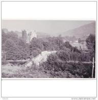 ASTRATP2958CPA-LFTD8678TARCA.Tarjeta Postal De ASTURIAS.castillo Del Priori,puente Sobre El RIO NALON.BALNEARIO DE CALDA - Castillos