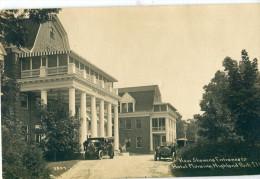 USA / Etats Unis - IL - Illinois - Highland Park : CP-Photo - View Showing Entrance To Hotel Moraine - Etats-Unis